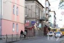 Фасад Товариство Червоного Хреста, ТОО, Тернопіль, Гоголя, 2