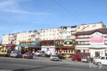 Фасад Перший у Тернополі магазин баффів