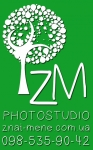 "Логотип Фотостудія ""Znai_mene photostudio"", Тернопіль"