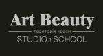 Логотип Art Beauty Studio & School, Тернопіль