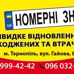 AvtoGosnomer - номерні знаки за 2 хвилини в Тернополі c4d98da4b50dd