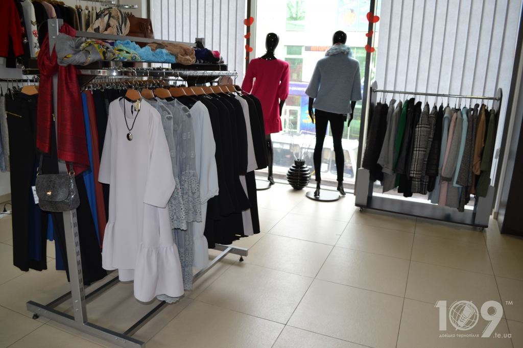Магазин стильного жіночого одягу Megi Тернопіль eb8a38cbadf24